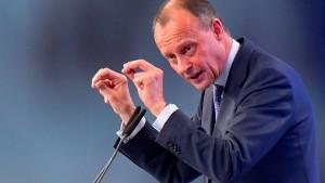 Merz: Glaubwürdigkeit der CDU in ganz Deutschland beschädigt