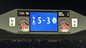 Chelsea versagt, ManCity zieht gleich