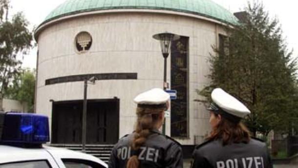Bewährungsstrafe für Attentat auf Synagoge
