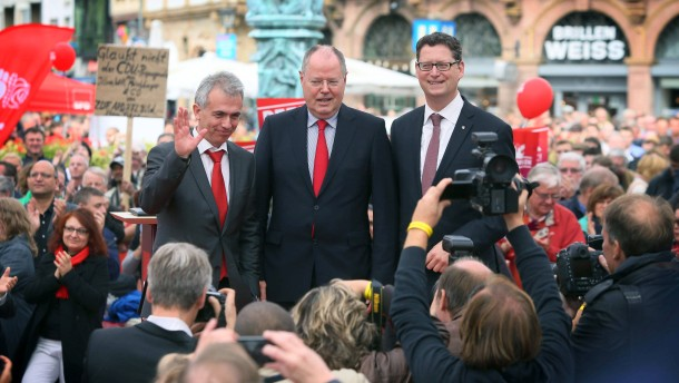 Wahlkampf ohne Merkel, dafür mit Schulz und Lindner