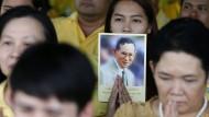 Zustand von Thailands König instabil