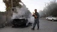 Afghanische Regierung meldet Rückeroberung von Kundus