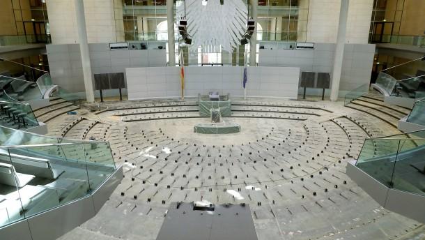 Koalition streitet über Wahlrechtsreform