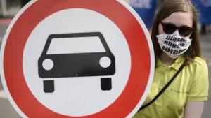 """""""Grüne kämpfen gegen Fahrverbote"""""""