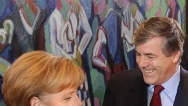 "Kampeter: Kritik an Ackermann-Essen ""scheinheilig"""