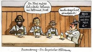 Brüller fürs Bierzelt