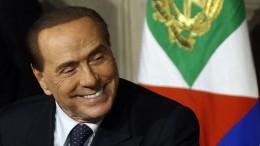 Berlusconis Begnadigung hilft ihm nicht