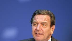 Schröder will Einfluß der Hedge-Fonds eindämmen