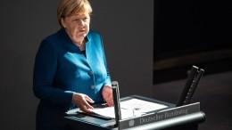 Merkel sieht noch Chancen für geordneten Brexit
