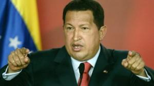 Chávez droht Kolumbien mit Boykott