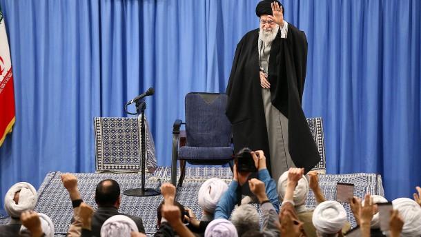 """Chamenei: """"Schlag ins Gesicht der Amerikaner"""""""