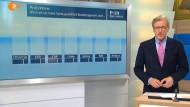 Präsentiert das ZDF-Politbarometer: Theo Koll