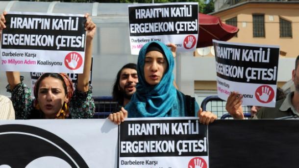 Türkei gesteht Mitschuld an Journalistenmord
