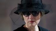 Sie fühlt sich unfair behandelt. Maike Kohl-Richter, aufgnommen am Pontifikalrequiem für ihren Ehemann, den verstorbenen Altkanzler Helmut Kohl.