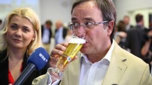 CDU stärkste Kraft in NRW