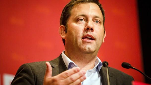SPD-Generalsekretär: Brandgefährlicher Tabubruch der CDU