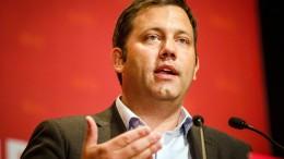 Vorschlag von SPD-Generalsekretär: Ein Jahr bezahlte Freizeit