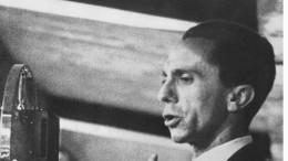 "Goebbels will ""lieber sterben als kapitulieren"""