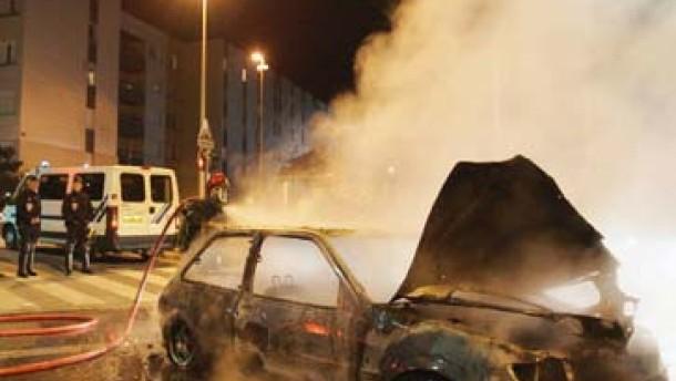 Bislang schwerste Unruhen in Pariser Vorstädten