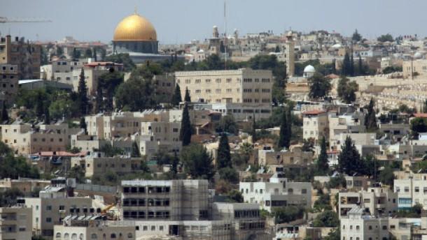 Geheimgespräche zwischen Barak und Abbas