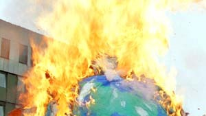 Erderwärmung bedroht 200 Millionen Menschen