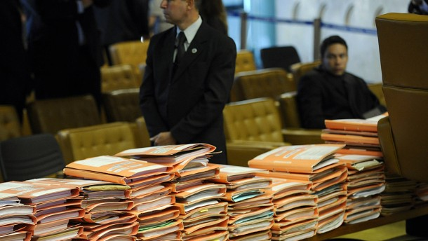 Korruptionsprozess in Brasilien begonnen