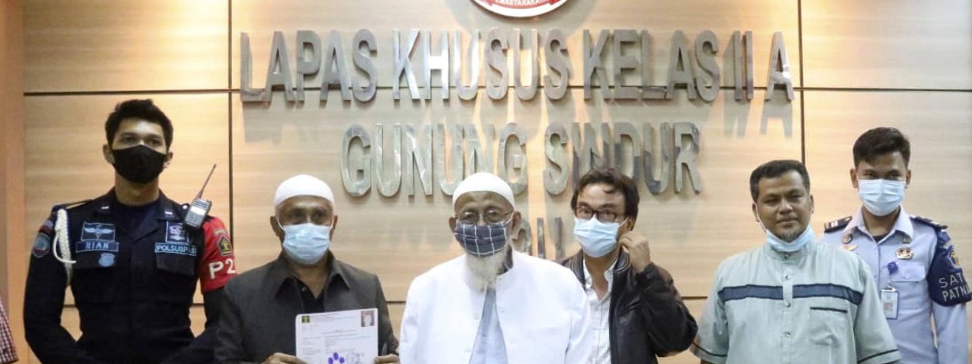 Indonesien lässt Hintermann der Bali-Anschläge frei