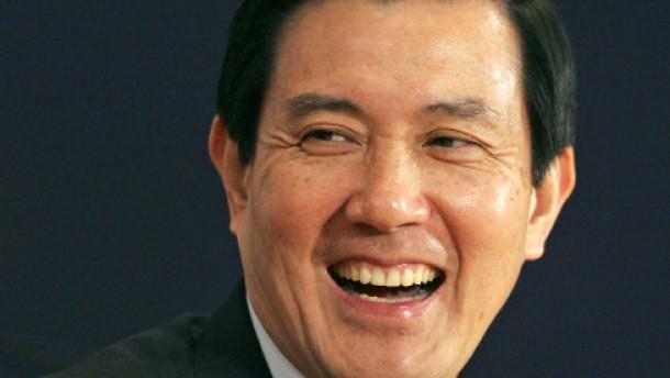 Peking will mit Taiwan sprechen