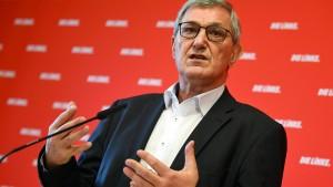 Linksparteichef Riexinger attackiert Jens Spahn