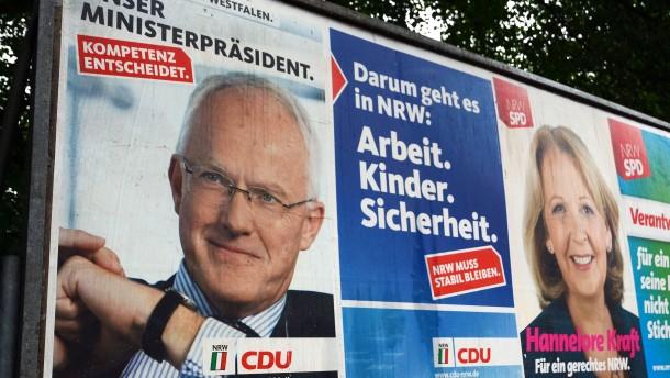 Plakativ unpolitisch