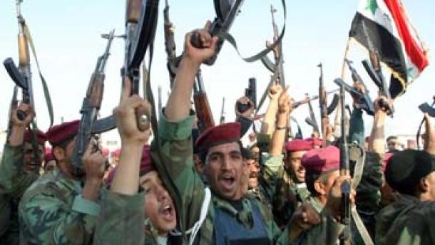 Vergebliche Hoffnung auf Mossul