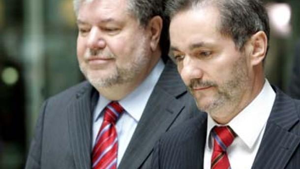 Kurt Beck übernimmt SPD-Vorsitz
