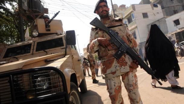 Weitere Taliban-Festnahmen in Pakistan