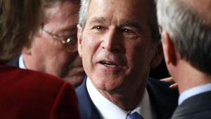 "Bush unter ""friendly fire"""