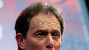 Blair: Entschlossen für Europa, unentschlossen zum Euro