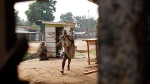 Ratlos in Zentralafrika