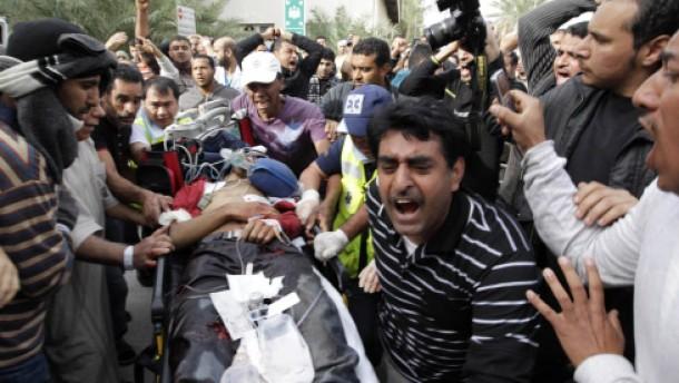 In Bahrein mehr Tiananmen als Tahrir