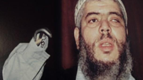Britische Polizei nimmt radikalen islamischen Geistlichen fest