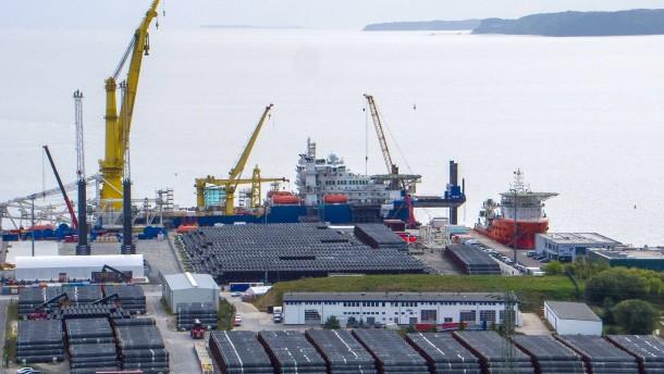 Wir sollten Nord Stream 2 zu den Akten legen