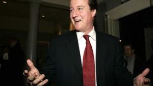 Cameron führt die Tories