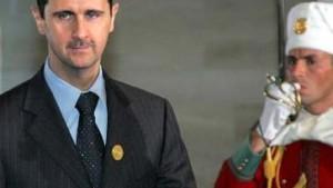 Rußland nimmt Syrien vor Sanktionen in Schutz