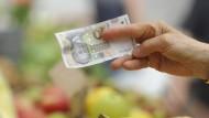Noch wird in Kroatien mit Kuna statt Euro bezahlt