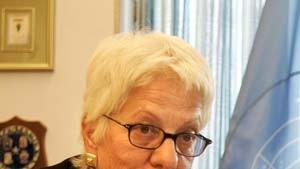 Del Ponte: Kroatien deckt Kriegsverbrecher