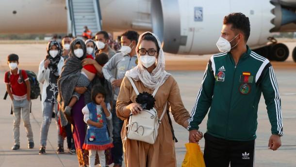 Wir müssen über Flüchtlinge sprechen