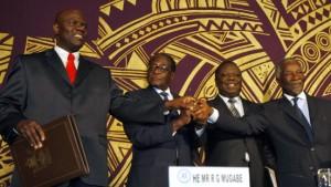 Abkommen über Machtteilung unterzeichnet