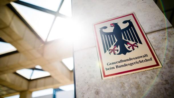 Generalbundesanwalt gibt Waffenhändler-Verfahren ab