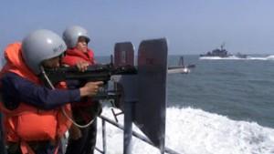 Vier Tote bei Seegefecht zwischen Nord- und Südkorea