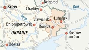 Diplomat aus Litauen in Ostukraine ermordet