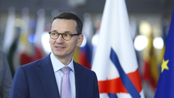 Polens Ministerpräsident sagt Medien in deutschem Besitz den Kampf an