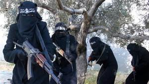 Krieg den Ideen des IS!